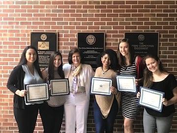 Cirino Awardees with Dr