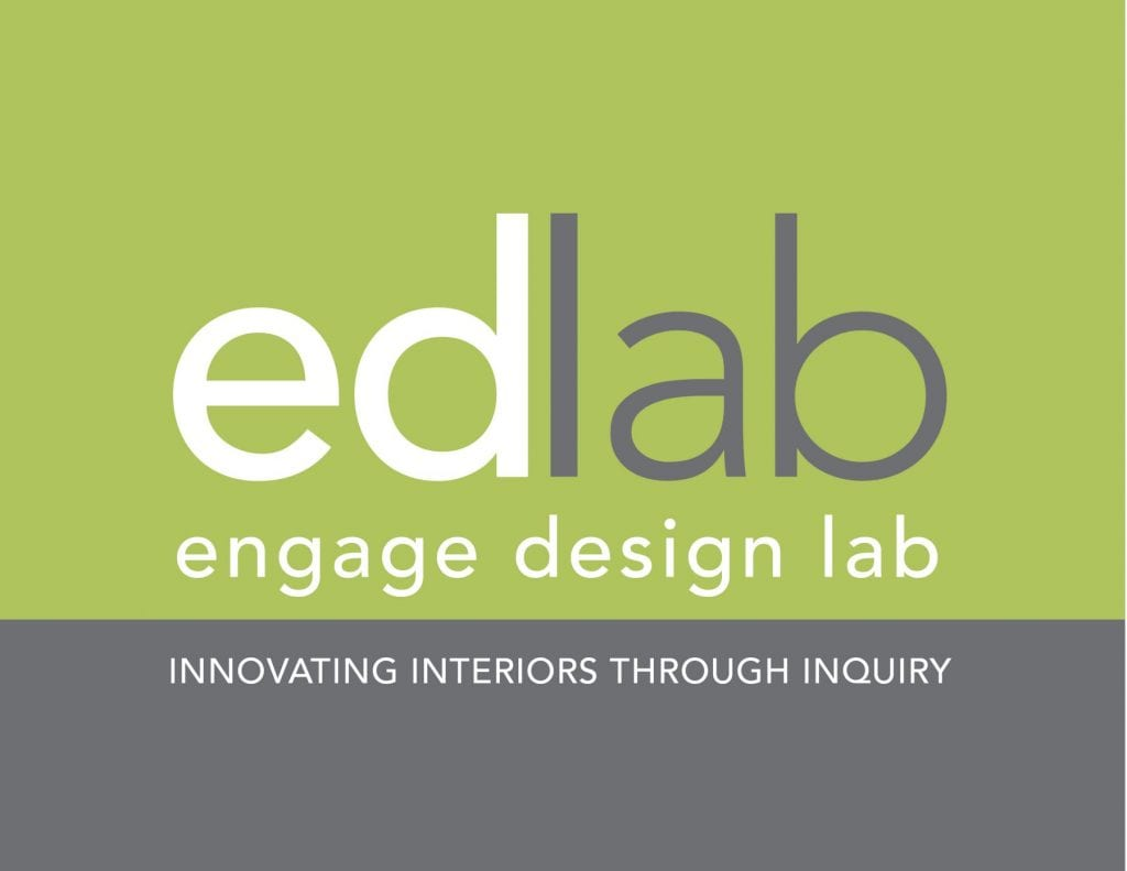 photo of Engage Design Lab signage
