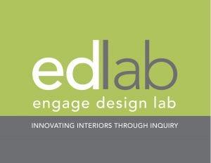 photo of Engage Design Lab signage