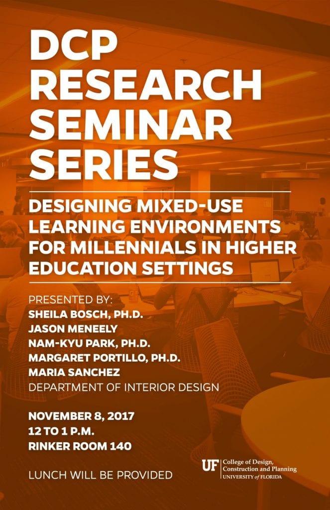 Research Seminar Poster web