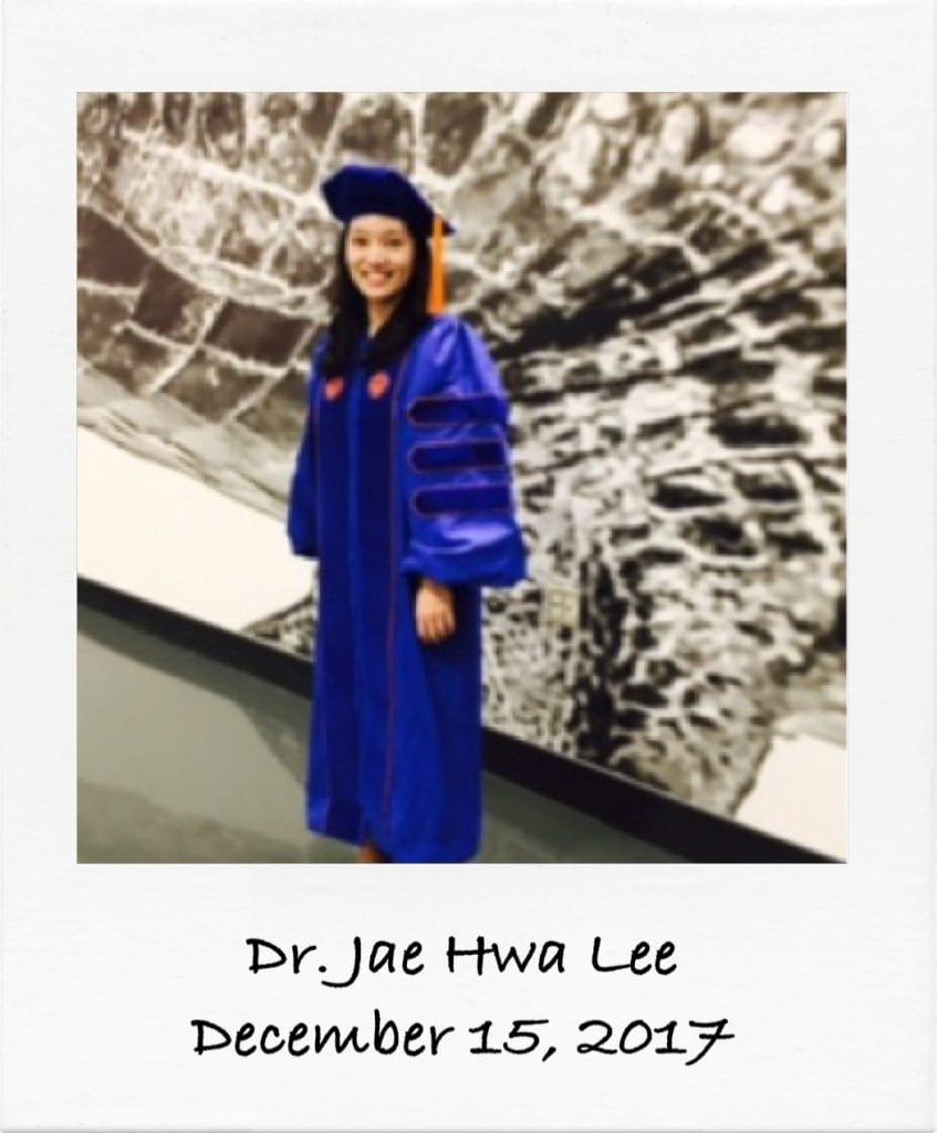 Dr. Jae Hwa Lee