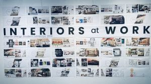 Interiors At Work Exhibit