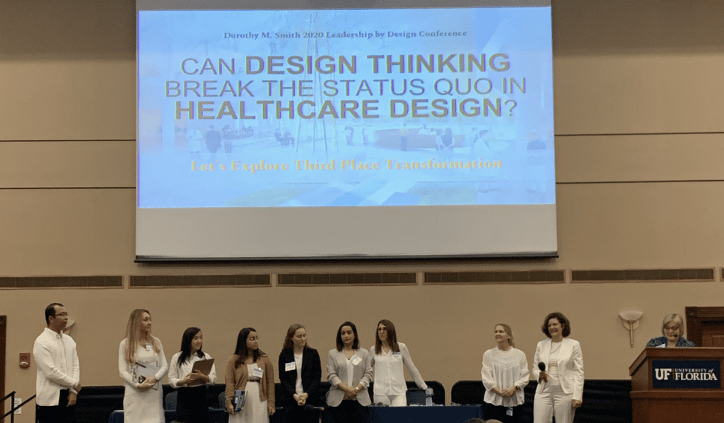 Can Design Thinking Break the Status Quo in Healthcare Design?