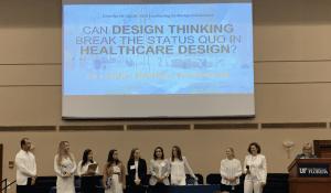 Can Design Thinking Break the Status Quo in Healthcare Design?