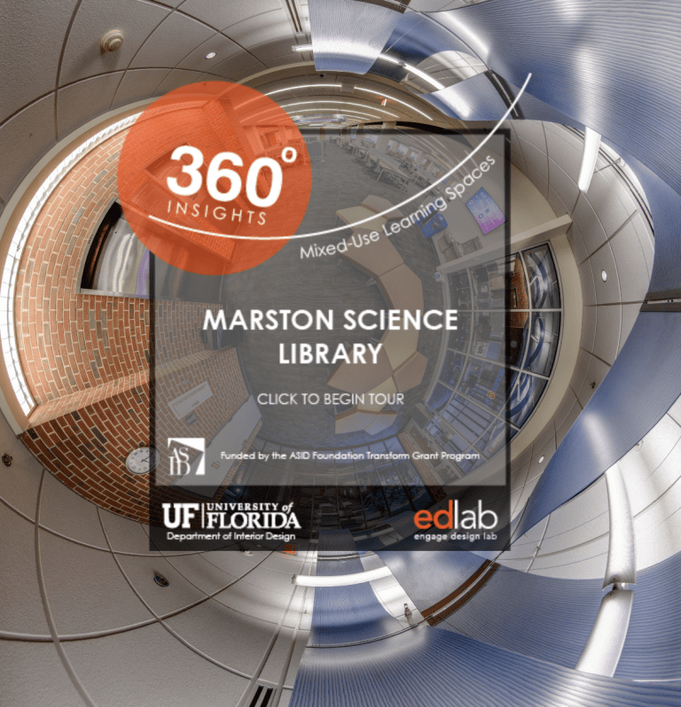Marston Science Library 360 tour icon