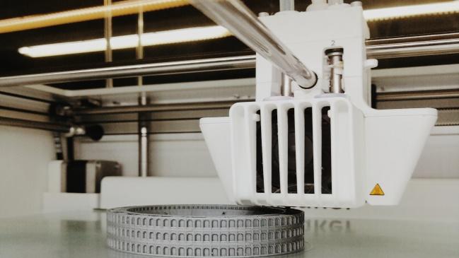3D Printer, decoration only