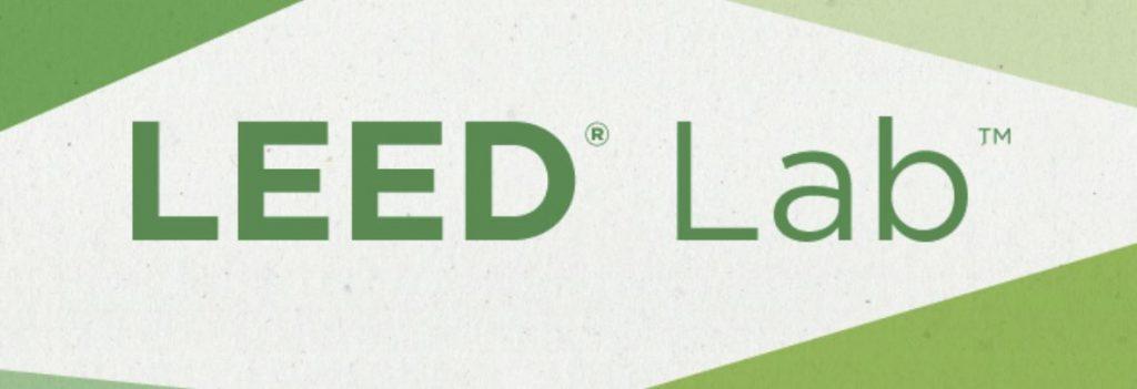 USGBC LEED Lab Logo