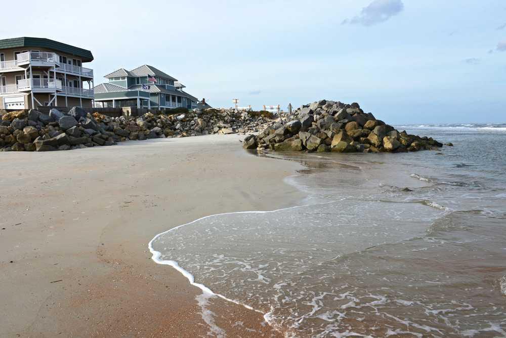 St Johns County coast