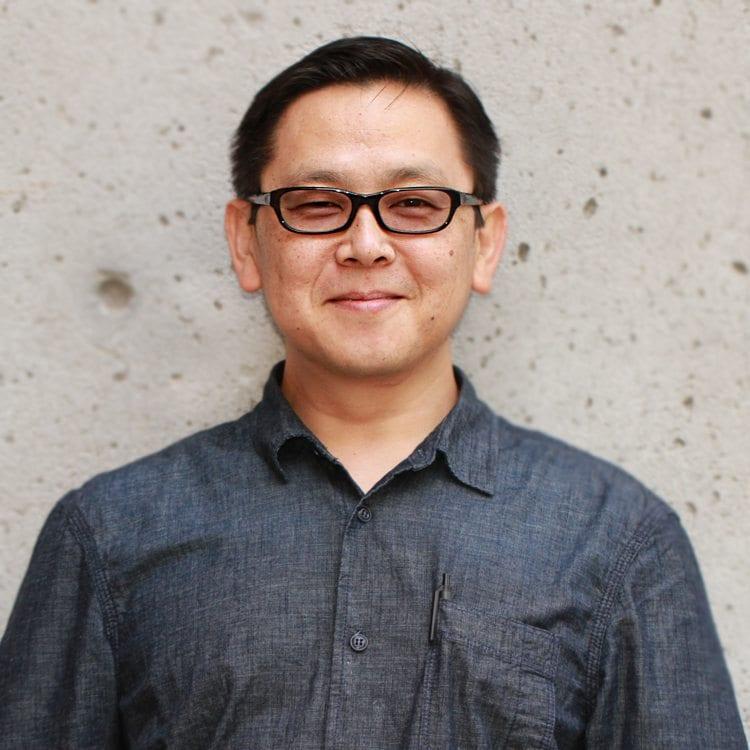 Albertus Wang headshot