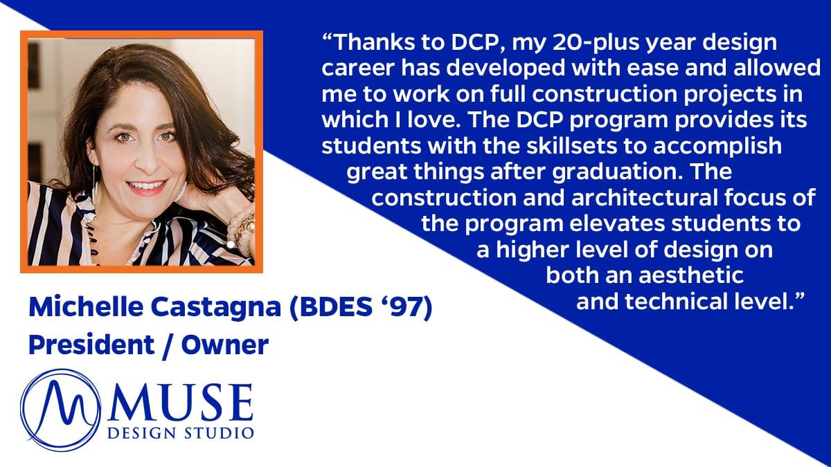 DCP Alumni Spotlight: Michelle Castagna