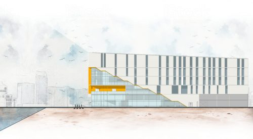 Carly Chavez OCAD Exterior Elevation scaled